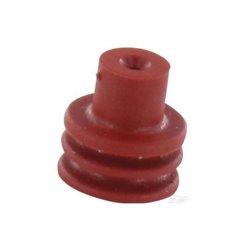 Osłona przewodu 1.7-1.3mm Czerwony