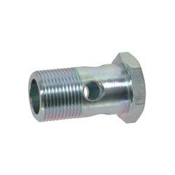 Śruba przelewu M6X1