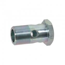 Śruba przelewu M10x1