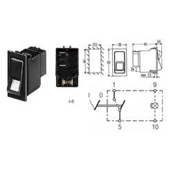 Przełącznik, kołyskowy 6EH4570021