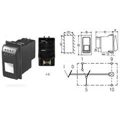 Przełącznik, kołyskowy 6EH7832021