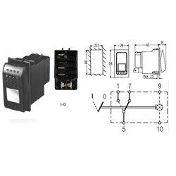 Przełącznik, kołyskowy 6FH7832081