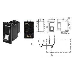 Przełącznik, kołyskowy 6FH4570101
