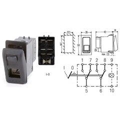 Przełącznik, kołyskowy 6EH7832671