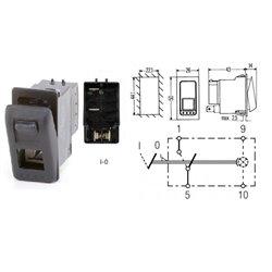 Przełącznik, kołyskowy 6EH7832041