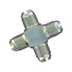 Śrubunek krzyżowy 1/2&amp034 JIC