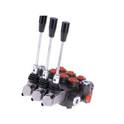 Rozdzielacz hydrauliczny MBV5, 3 sekcyjny A1A1A1 KZ1
