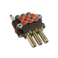 Rozdzielacz hydrauliczny MBV5 A1V-A1V-A1V-
