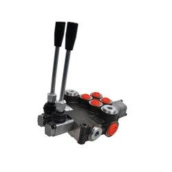 Rozdzielacz hydrauliczny MBV11, 2 sekcyjny A1L12G KZ1