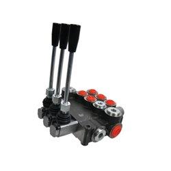 Rozdzielacz hydrauliczny MBV11, 3 sekcyjny A1A1C1G KZ1