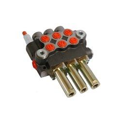 Rozdzielacz hydrauliczny MBV11-A1V-A1V-A1V