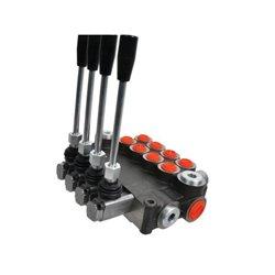 Rozdzielacz hydrauliczny MBV11, 4 sekcyjny A1A1A1A1G KZ1