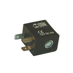 Cewka elektromagnetyczna MW 22 Ø 8 BA 2 W-24 V