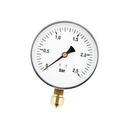 Manometr O100 0-2,5bar 1&amp034 dół