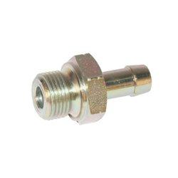Końcówka wtłaczana prosta gwint zewnętrzny BSP DIN 2353, 1/4&amp034