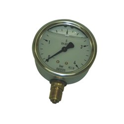 Manometr 63 mm 1/4&amp034 0-4 bar