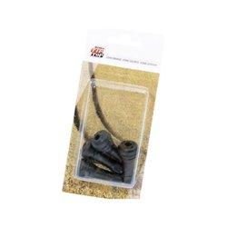 4x zawór gumowy TR415 16 mm