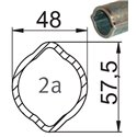 PROFIL ZEW. 2A 48X57,7