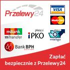 sklep rolniczy płatności Przelewy24