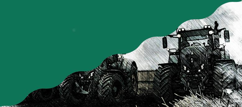 Części do ciągników rolniczych